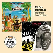 Mighty Maytones - Madness  Boat To Zion [CD]
