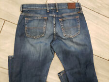 Women's 8 ankle Lucky Brand jeans ~ Easy Rider fit, medium wash, flattering!