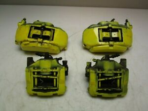 06-12 2006-2012 Lexus IS350 Set of Four Brake Calipers OEM
