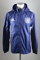 Deutschland DFB Regenjacke Herren blau adidas Jacke 4 Sterne S / M / L / XL