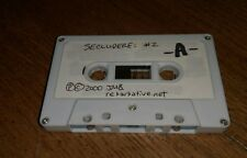 Vintage SECLUDERE  Heavy Metal Demo Cassette tape 2000 Underground Collectors CS