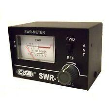 Radio CB Antenna Ham SSB PMR SWR in metallo Armadio SWR Meter Gamma freq 1.7-30M