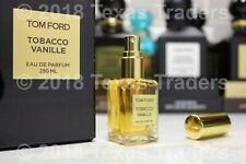 TOM FORD TOBACCO VANILLE 15mL Travel Size Spray Atomizer Sample Perfume