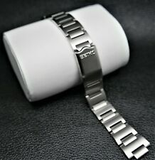 NEW 19MM SEIKO PEPSI POGUE S/STEEL BAND/BRACELET FOR SEIKO 6139-6002-6000-6001-6