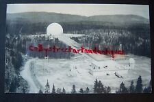 BELL TELEPHONE System's Earth Station ANDOVER, MAINE vintage postcard 1962