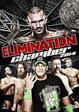 Wwe 2014:Elimination Chamber 2014  DVD NEW