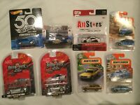 Mix Lot of Matchbox and Hot Wheels and others