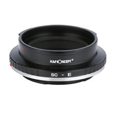 K&F Adapter for Nikon S mount Contax RF Lens to Sony E Mount NEX A7 a7R Camera