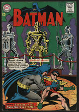 Batman 172 DC Comics FN Nice original owner copy Off white to white pages