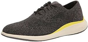 Cole Haan Grand Troy Knit Oxford Men's Sneaker Grey Color Size 9