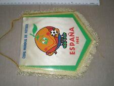 Vintage Pennant  1982 FIFA World Cup Spain