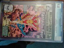 Fantastic Four #239 CGC 9.8  Frankie Raye Crystal 1st First Aunt Petunia