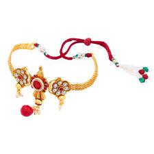 Sukkhi Stylish Gold Plated Bajuband For Women(BJ70031GLDPD1300)