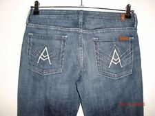 Cotton Faded Regular Jeans Bootcut for Women