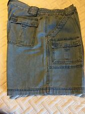 John/'s Bay Men/'s Shorts Cargo 32 36 38 40 42 44 Red Blue Stone Plaid New St