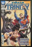 TRINITY #22a (2018 DC Universe Comics) ~ VF/NM Book