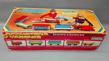 818- VAGON DE TREN HAPPY EXPRESS RICART AÑOS 70