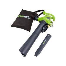 GreenWorks 12A Blower/Vac- 24072 Blower Vaccum NEW