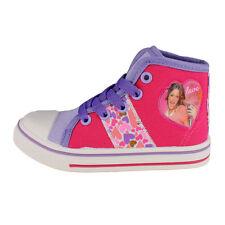 VIOLETTA Schuhe von Leinwand hoch rosa Größe 31 von Mädchen