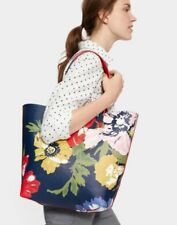 Joules Floral with Magnetic Snap Handbags