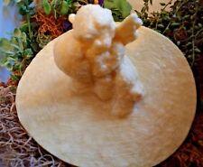 latex angel mould w/ plastic backup plaster mold concrete mold garden casting