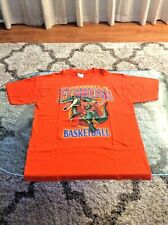 Florida Gators Basketball Orange Shirt Adult Large Vintage New NWOT Never Worn