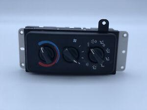 GENUINE OEM 1998-2001 DODGE RAM 1500 2500 3500 Heater Temp AC Climate Control