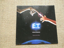 LP-E.T L 'EXTRA TERRESTRE colonna sonora JOHN WILLIAMS (EX)