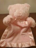 "Baby GUND Peek-A-Boo My 1st Teddy Pink Bear Animated Plush Stuffed Animal, 11.5"""