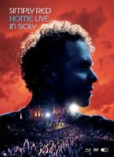 Home Live In Sicily - Simply Red (2013, CD NIEUW)3 DISC SET