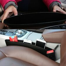 Car Seat Gap Pocket Holder Catch Catcher Organizer Box Key Phone Card Caddy Case
