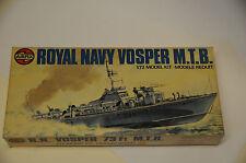 Airfix, Royal Navy Vosper M.T.B., Schnellboot,  Art. Nr. 05280-9 neu und ovp !