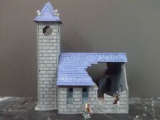 Large Church Building for 25-30mm Wargames