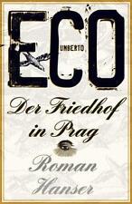 Eco, Umberto - Der Friedhof in Prag: Roman