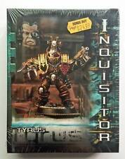 Games Workshop Citadel Inquisitor Tyrus Sealed MIB NIP New