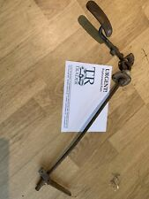 Triumph  TR2, TR3, 3a LHD Throttle Pedal Assembly Used