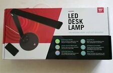Techie Unique & Pleasant TaoTronics TT-DL19WM Stylish LED Desk Lamp USB Port NEW