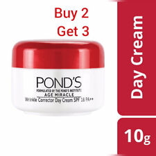 Pond`s Age Miracle Wrinkle Corrector Day Cream SPF 18PA++ (10g) Buy 2 Get 3