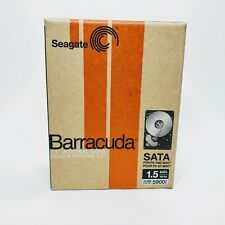 NEW Sealed Seagate Barracuda 3.5 Internal Drive SATA ST315005N4A1AS-RK 1.5TB