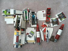 Lego Star Wars Republic Gunship 7163 Pieces And Parts Spares