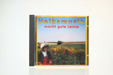"Volksmusik macht gute Laune ""Hüttengaudi"" + ""Zithermusi"" CD 2 + 3"