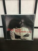 Rare Private Press Peter Love Unforgettable Love Romance Soul Romantic Cd
