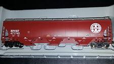 Athearn Genesis BNSF trinity 5161 cu. ft. covered hopper