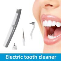 Elektrische Schall Pic Zahnreiniger Plaqueentferner Vibrierende Zähne Schönheit