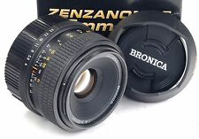 BRONICA RF 65mm f4 + capuche-coffret - === mint ===