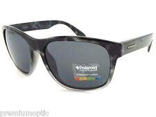 Lunettes homme polarisé lunettes de soleil noir tortue/gris P8434A 1G5