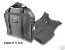 BA2 Police Security Black Body Armor Bag Medium Size