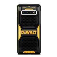 DEWALT SPEAKER BLUETOOTH Samsung Galaxy S5 S6 S7 S8 S9 S10 S10e Edge Plus Case