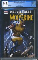 Marvel Tales Wolverine 1 (Marvel) CGC 9.8 White Pages Inhyuk Lee Cover