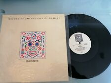 OMD,  - So In Love & Joan of Arc 12 & Architecture and Morality LP